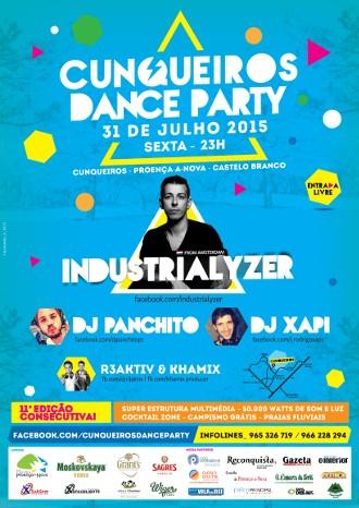 Cunqueiros Dance Party